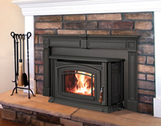 Wood Fireplace Inserts Sales Installations In Victoria BC