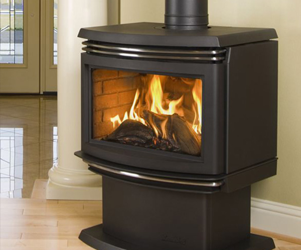 Free Standing Gas Fireplace Gas Stoves Vancouver Gas