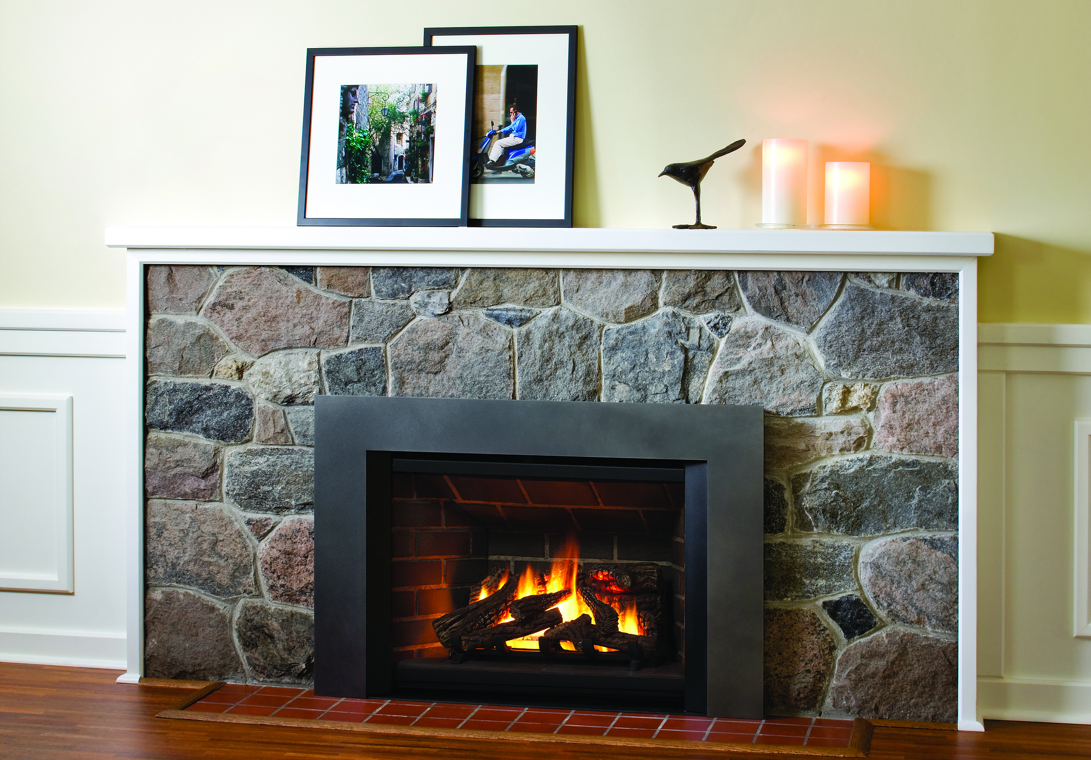 fireplace lovely to architecture instructions luxury idea installation decoration gas insert