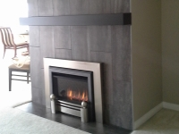 replacing Gas Fireplace increases condo value