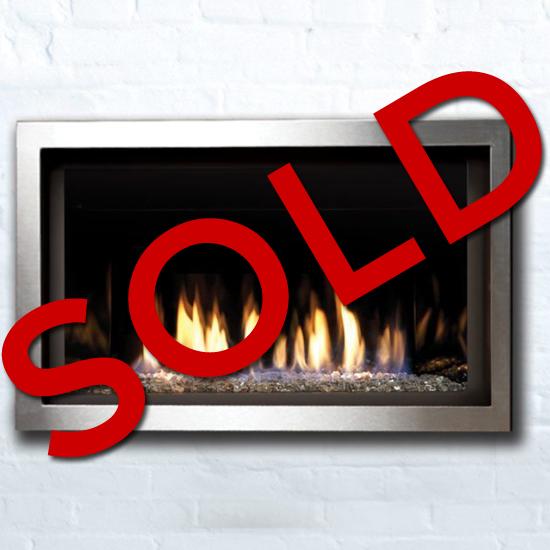 Marquis Skyline Gas Fireplace